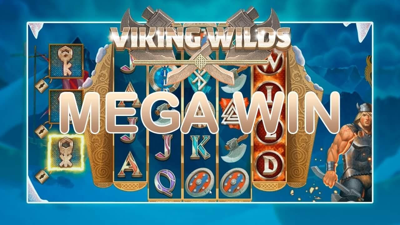 Viking Wilds Slot Bonus