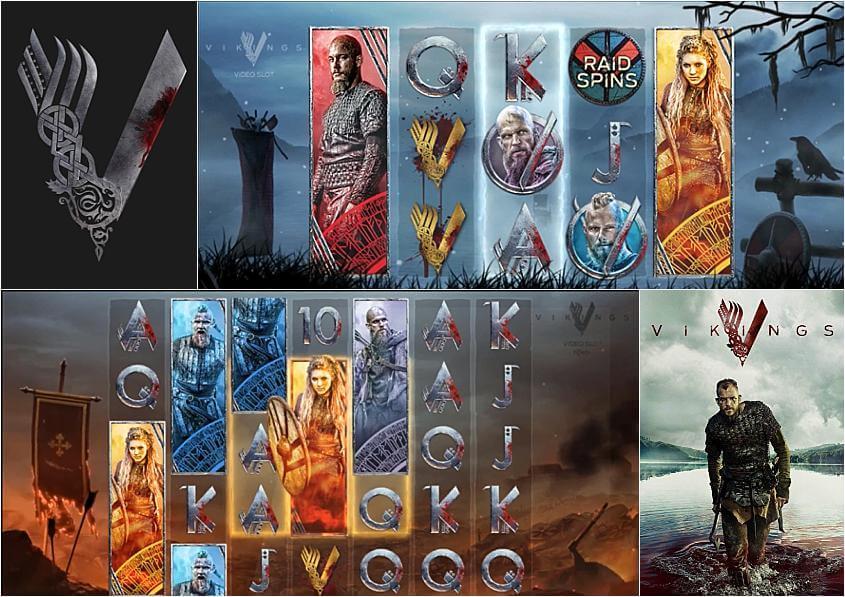 Vikings Slot Bonus