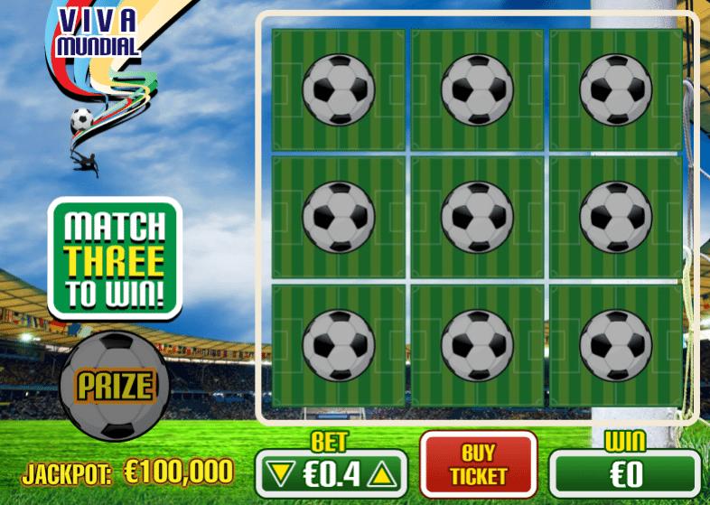 Viva Mundial gameplay 2