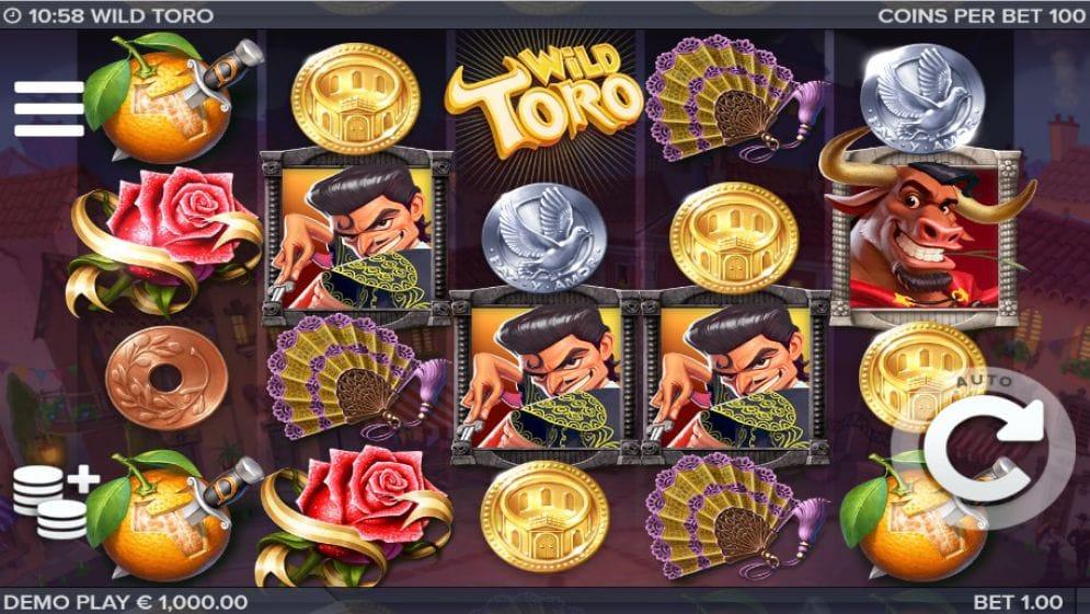 Wild Toro Gameplay