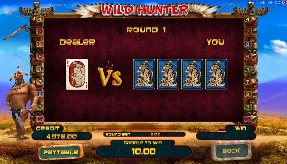 Wild Hunter gameplay 2