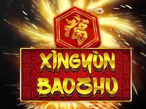 Xingyun BaoZhu Jackpot Slot Game Logo