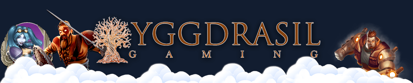 slot games developers yggdrasil banner