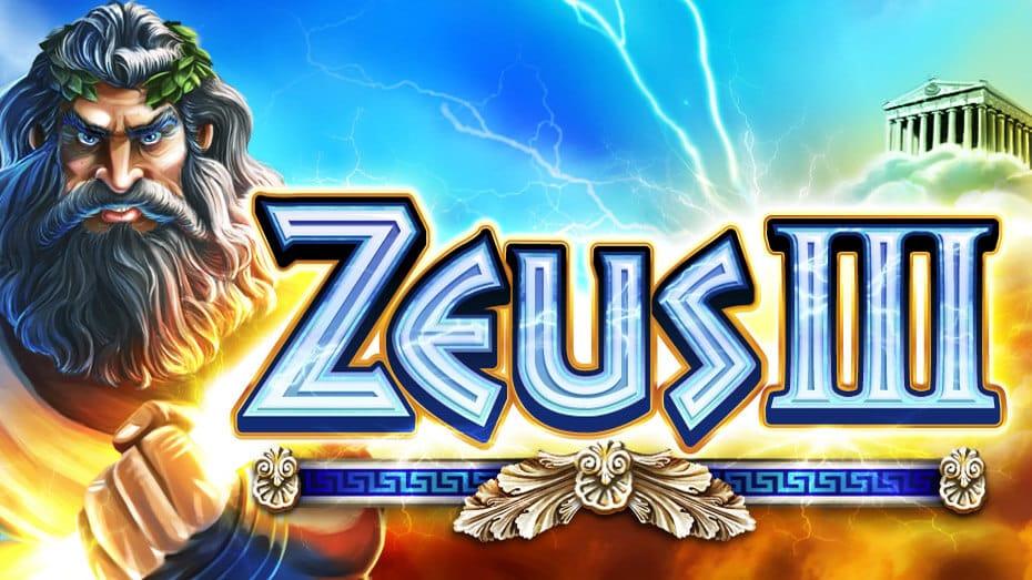 Zeus III Slot Review