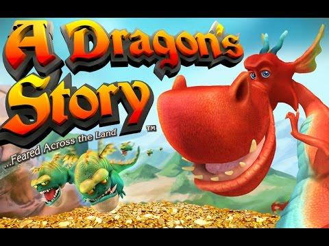 A Dragon's Story logo