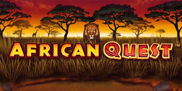 African Quest Slots Baby Online
