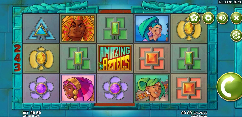 Amazing Aztecs Gameplay