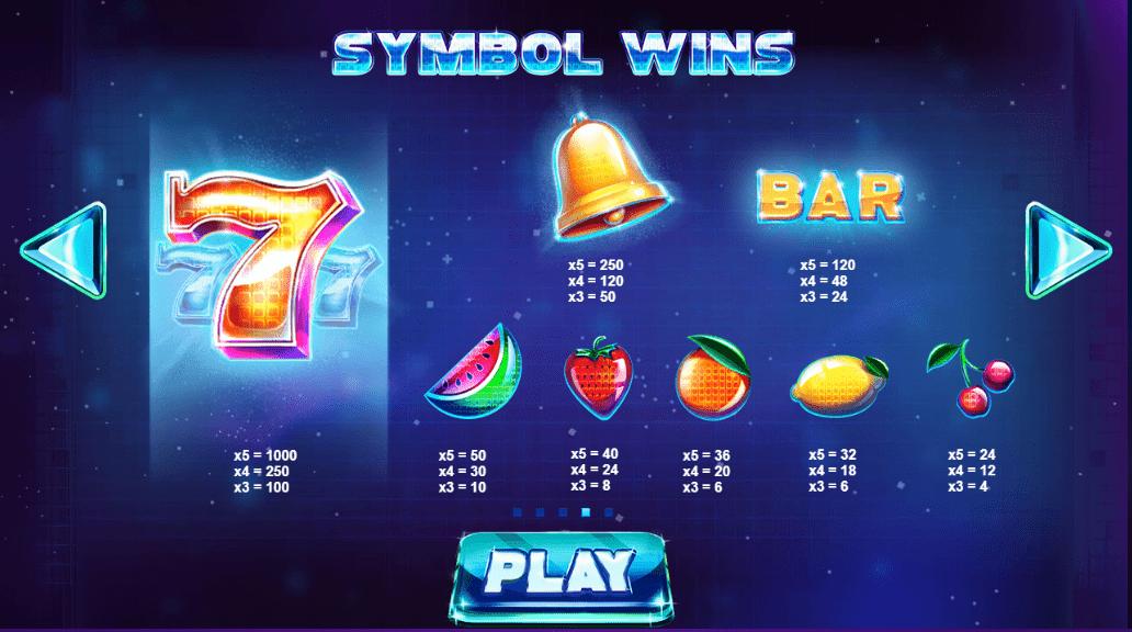 Arcade Bomb Symbols