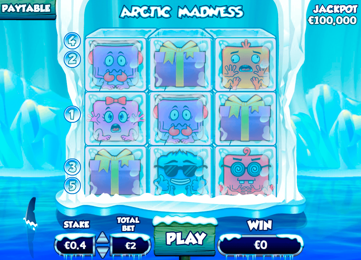 Arctic Madness Gameplay