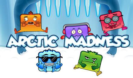 Arctic Madness Logo