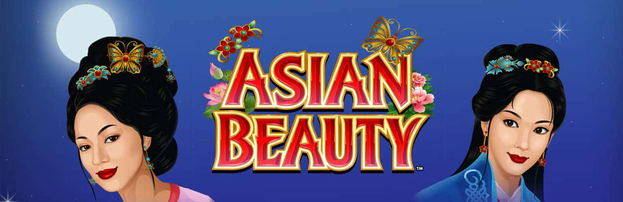 Asian Beauty Slot Game logo
