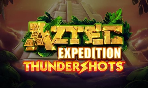 Aztec Expedition Thundershots Slot Banner