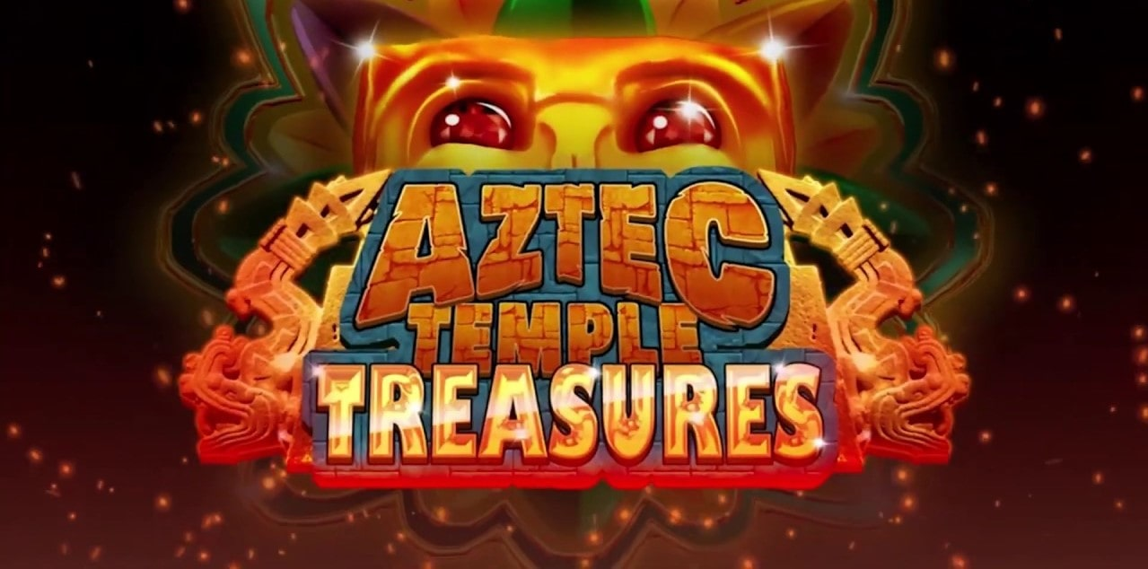 Aztec Temple Treasures New Slot Logo