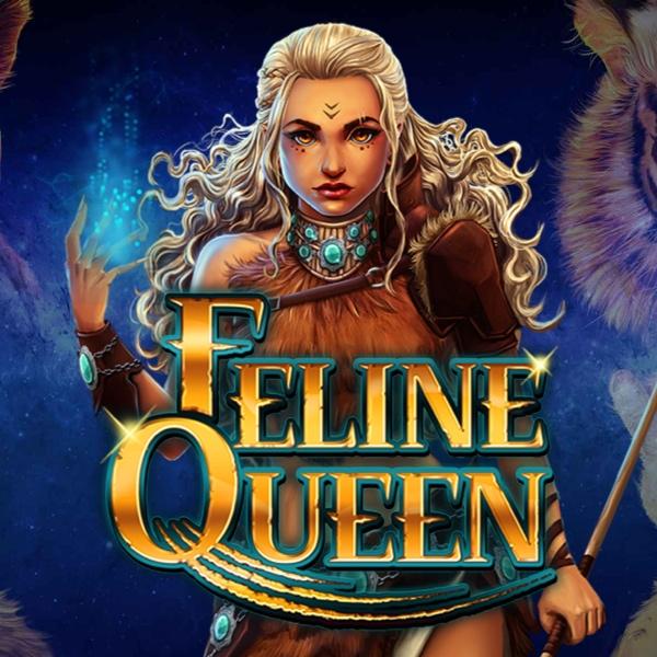 Feline queen logo
