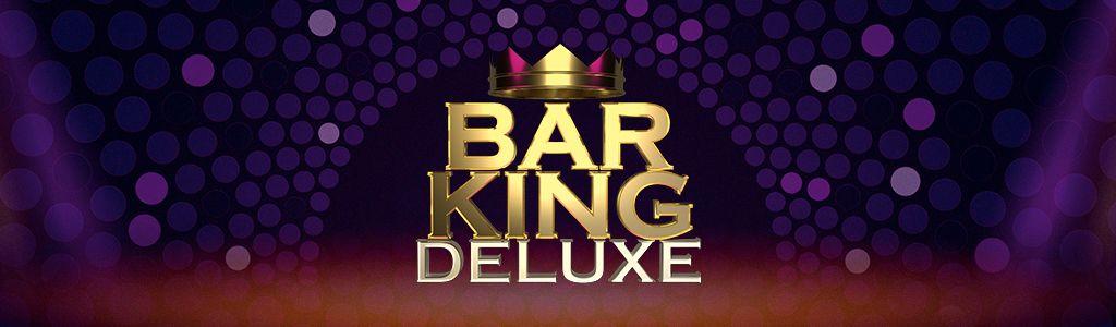 Bar King Deluxe Slot Logo Slots Baby