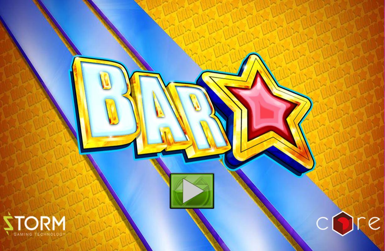 Bar Star slots game logo