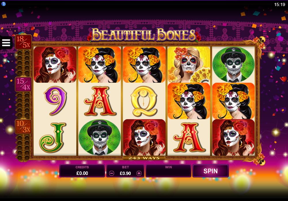 Beautiful Bones Gameplay