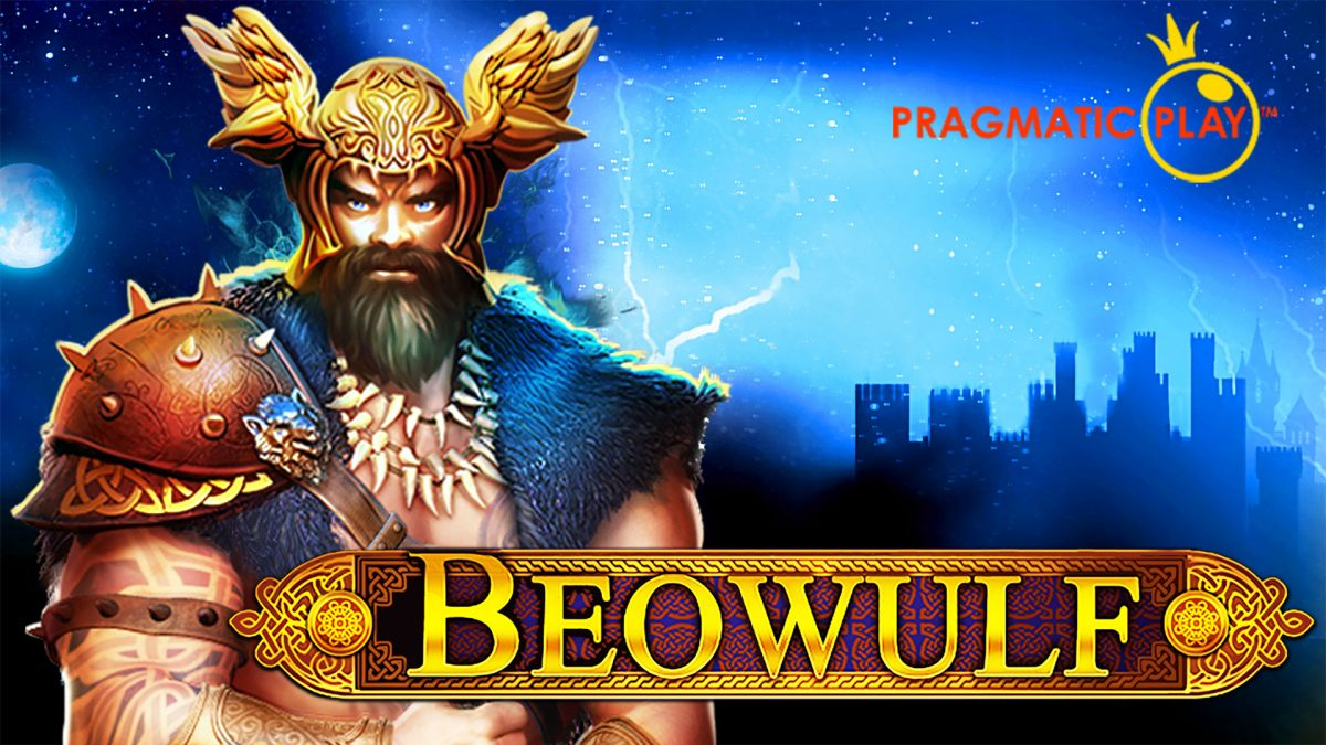 beowulf slots game logo