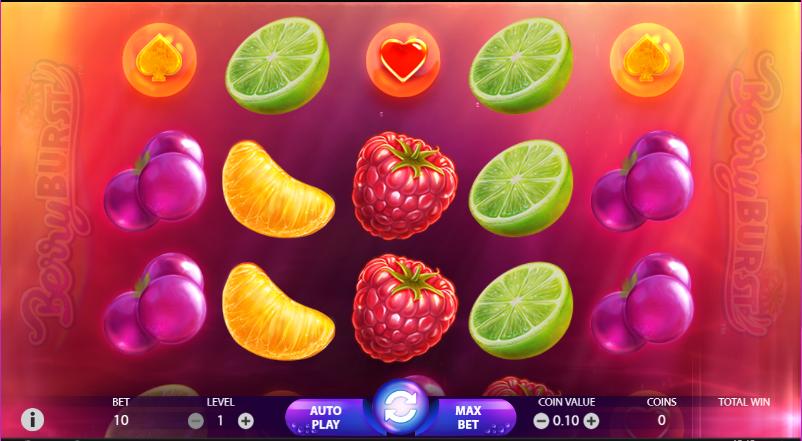 Berryburst Gameplay