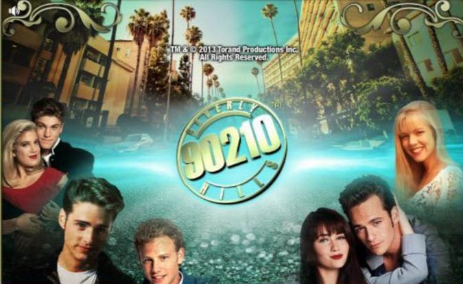 Beverly Hills 90210 logo