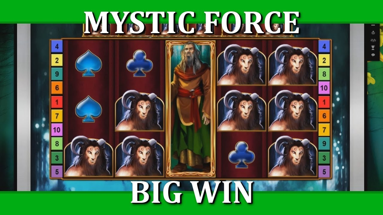 Mystic Force Win