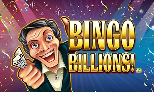 Bingo Billions Slots Game logo