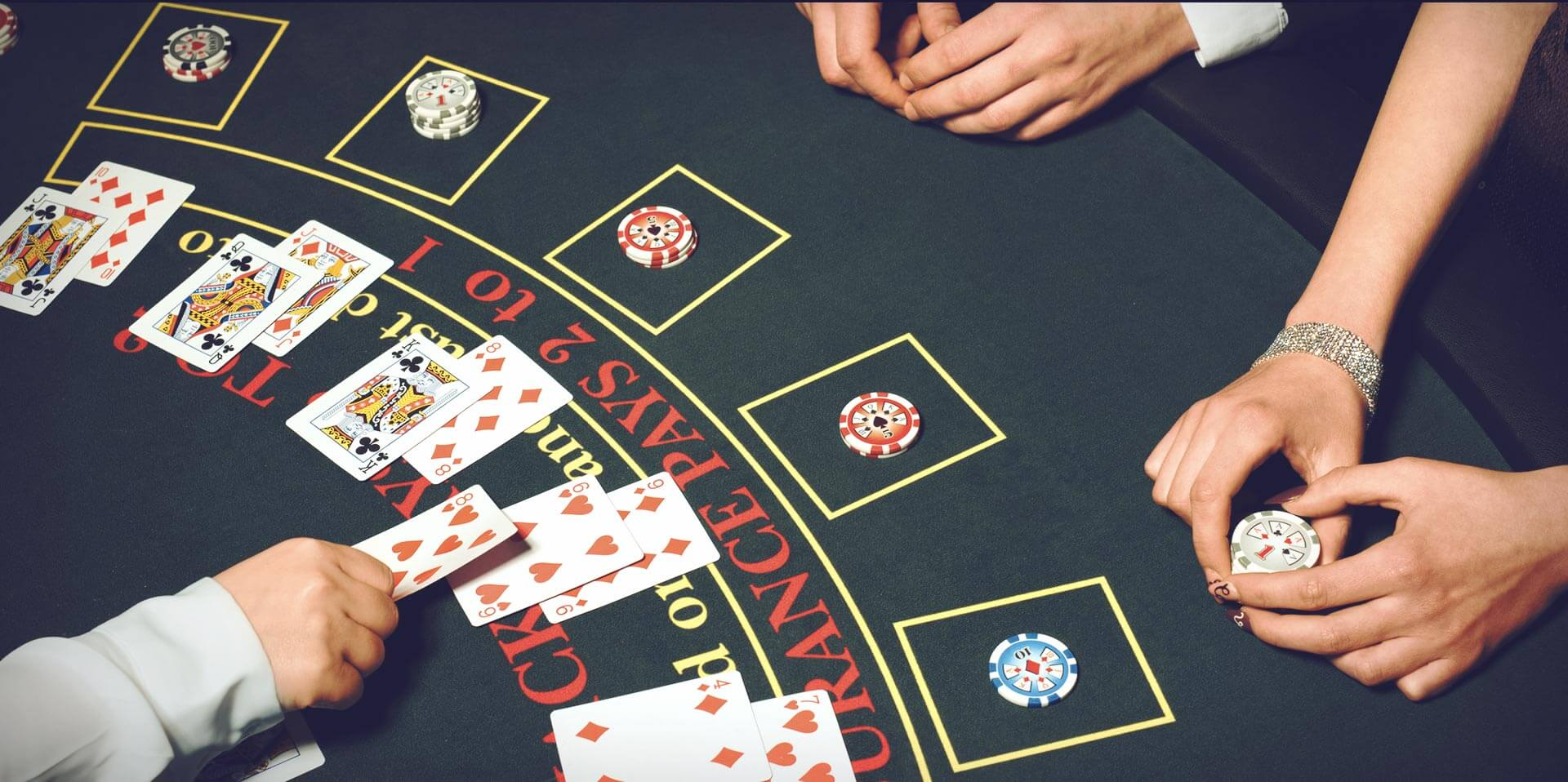 Our Simple Blackjack Strategy Chart