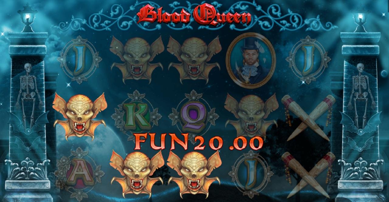 blood queen gameplay
