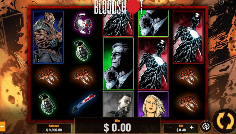 BloodShot Gameplay