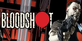 BloodShot Slots Game logo