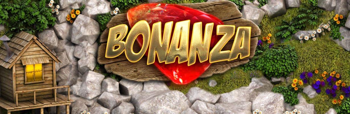 bonanza slots game logo