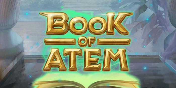 Book of Atem Slots Baby