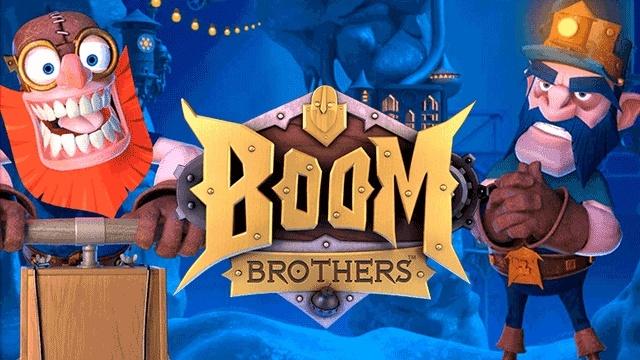 Boom Brothers Logo