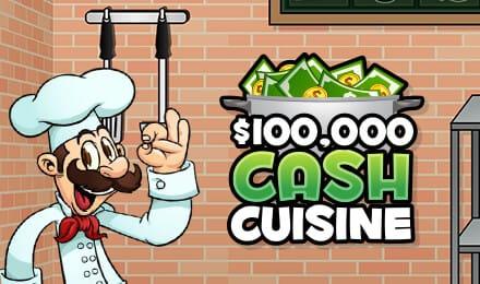 Cash Cuisine Logo