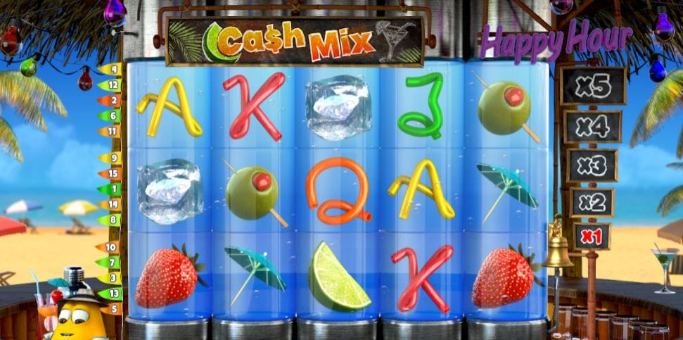 Cash Mix Gameplay