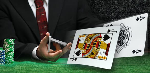 How to play Blackjack and beat the dealer