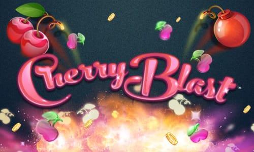 Cherry Blast Logo