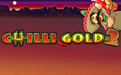 Chilli Gold 2 Slots Game logo
