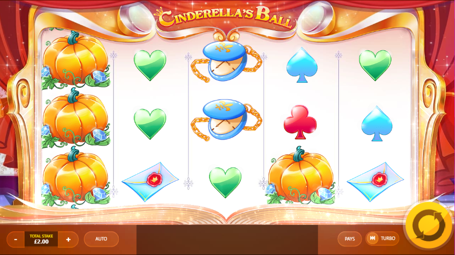 Cinderellas Ball Gameplay