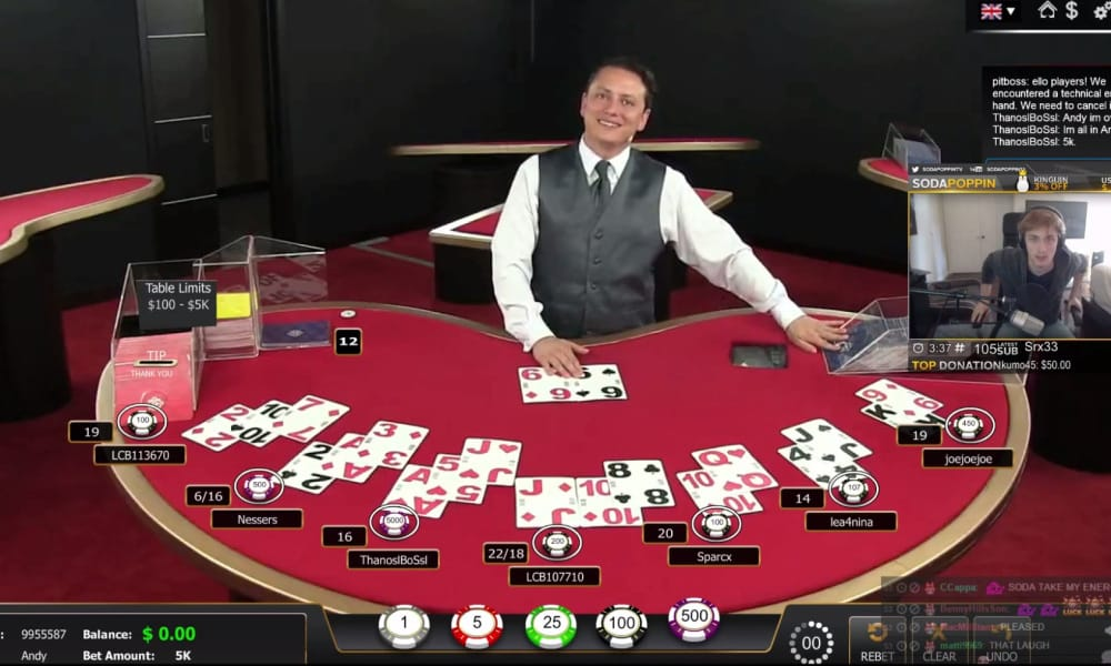 Can you count cards in Live Casinos?