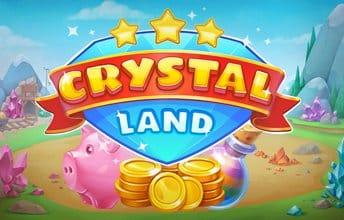 Crystal Land Logo