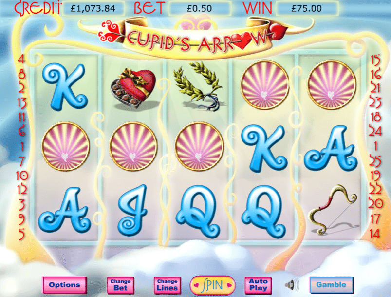 Cupid's Arrow Screenshot