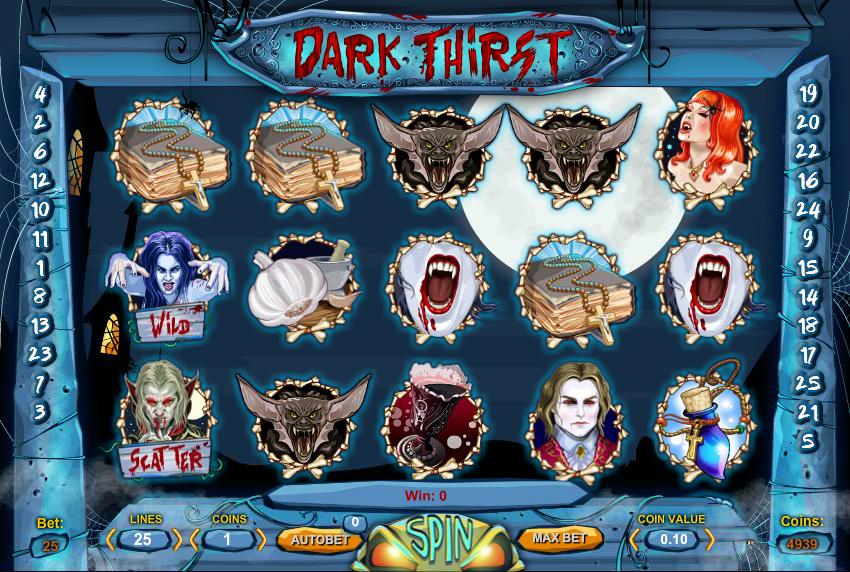 Dark Thirst Screenshot