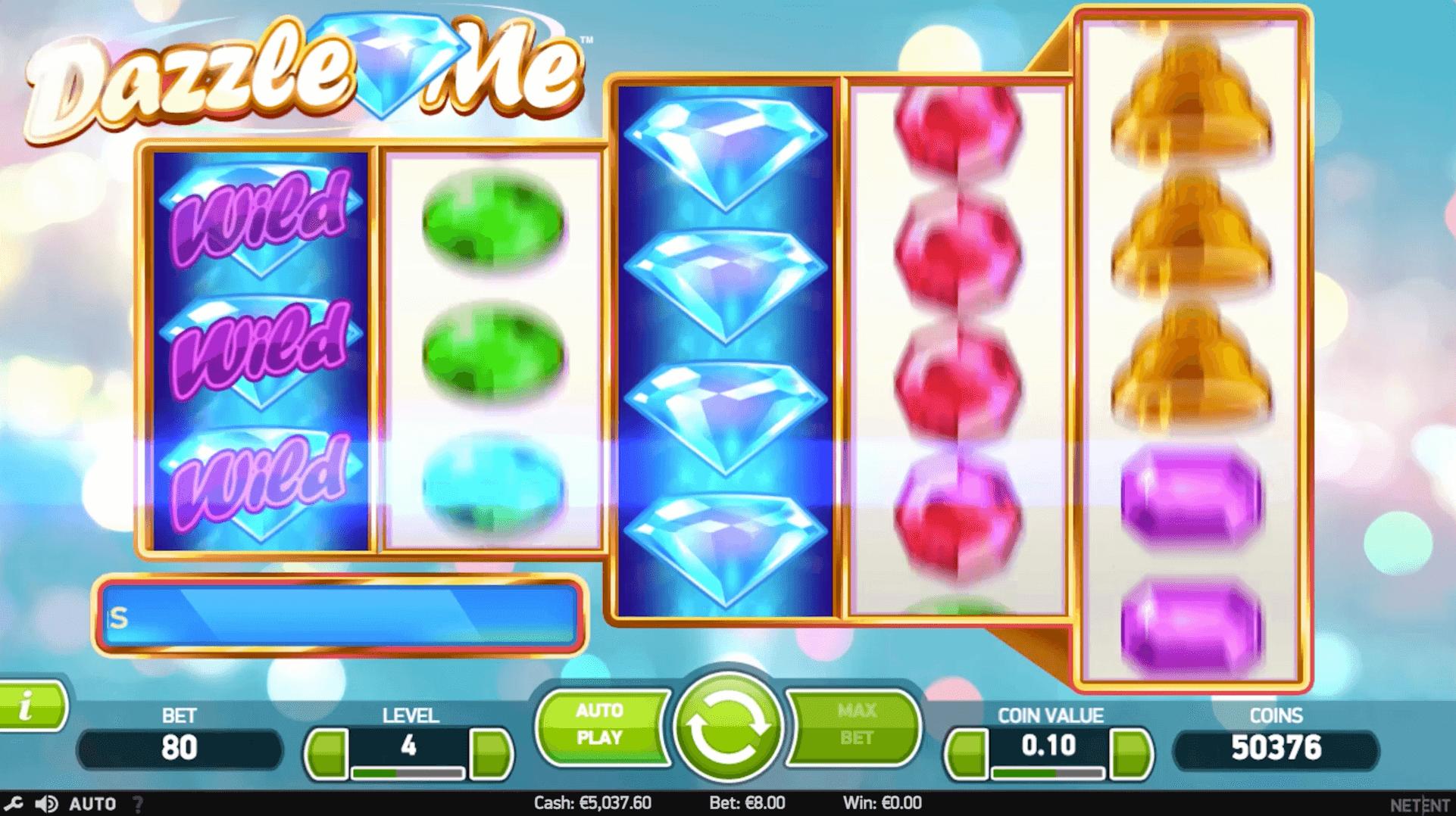 dazzle me gameplay