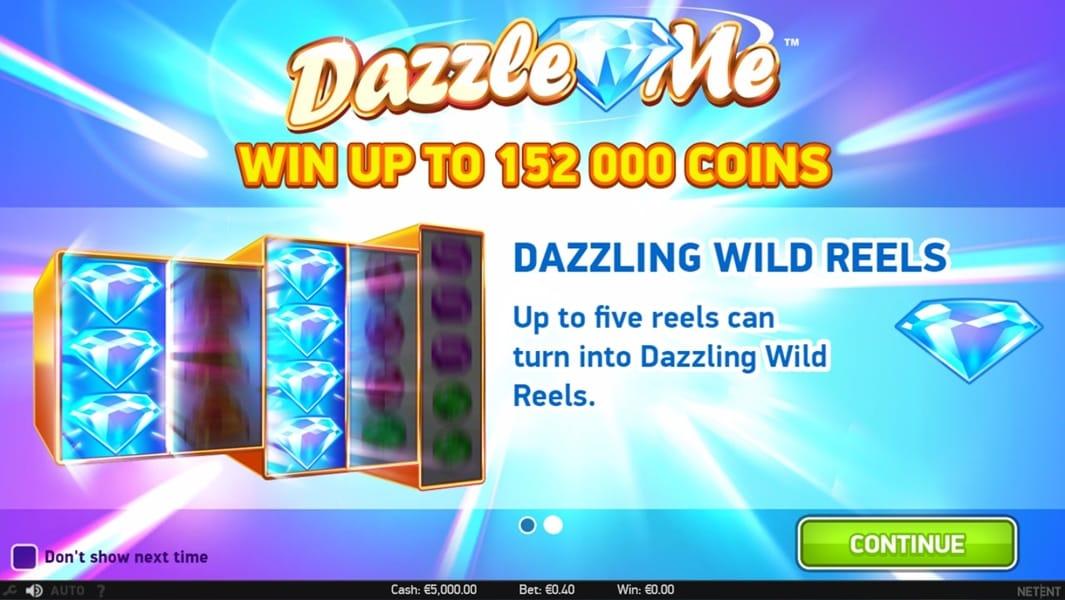 dazzle me wild