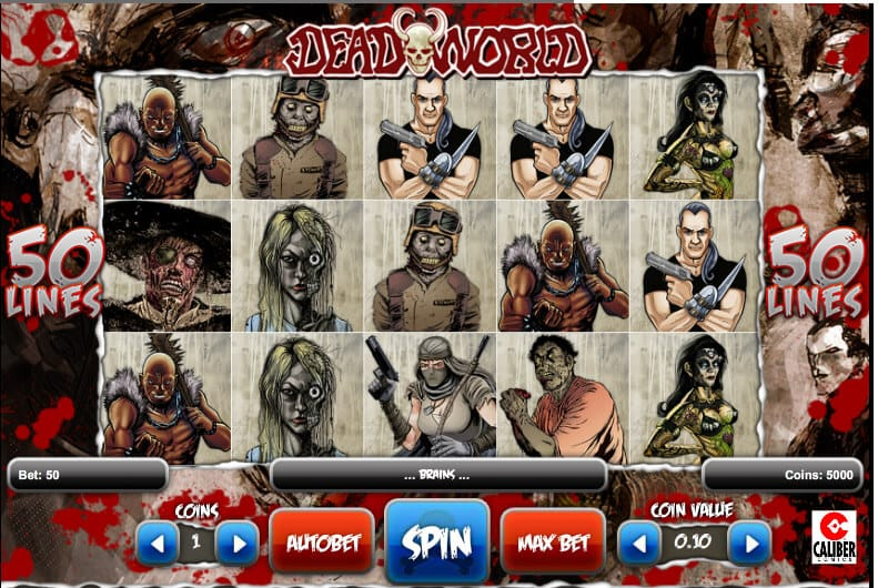 Deadworld Gameplay