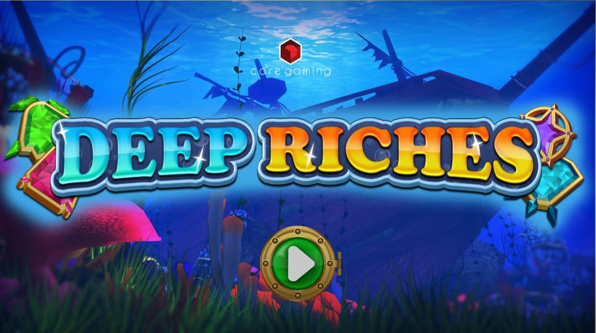 Deep Riches slots game logo