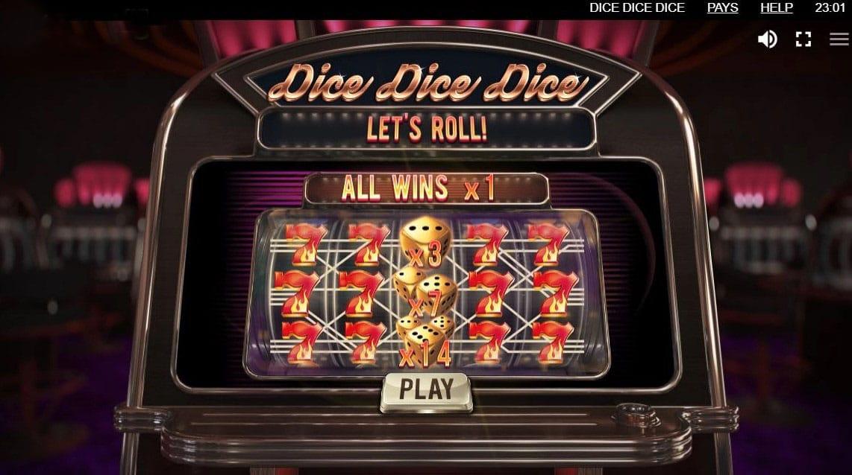 Dice Dice Dice Slots UK