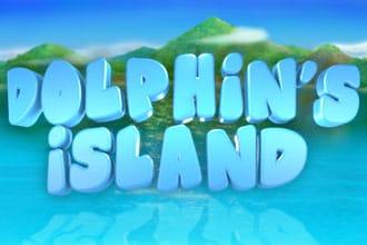 Dolphin's Island logo