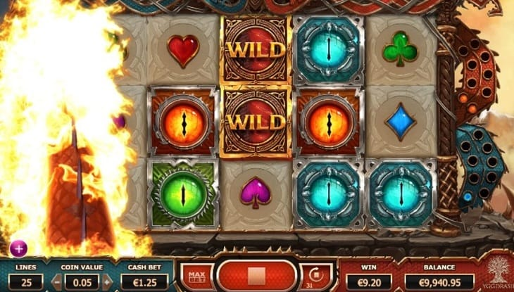 Double Dragons Slot Game Gameplay